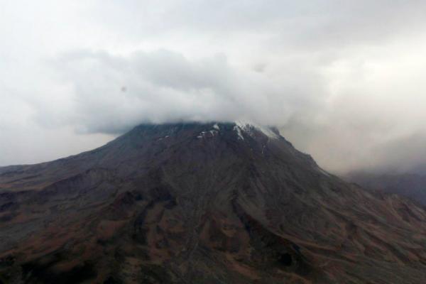 El Instituto Geofísico del Perú (IGP) informó que hubo tres explosiones volcánicas con magnitudes de 5.8, 5.3 y 4.1. Foto: Especial.