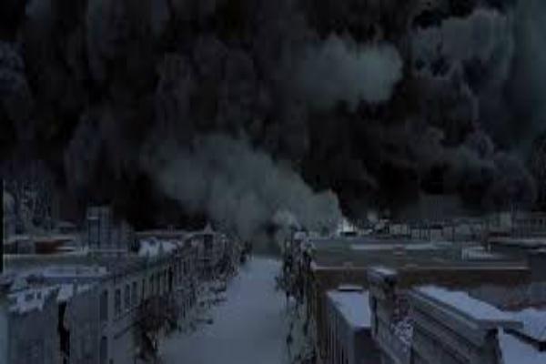 Escena película Dante. Foto: especial