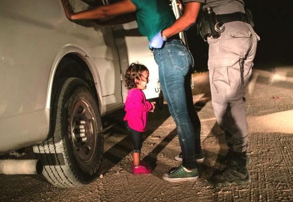 ACTUALIDAD. La migración es un tema dominante en este año. Foto: Especial
