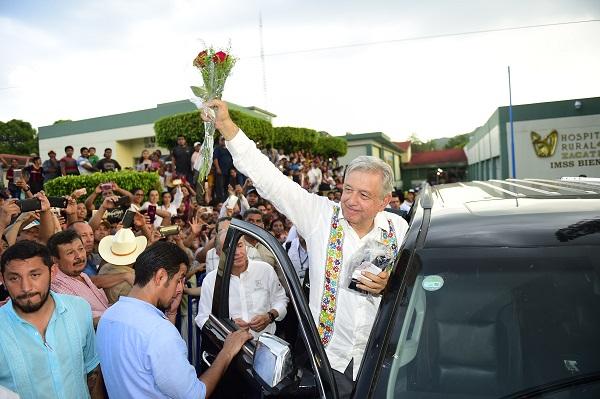 Este día el Presidente de México, Andrés Manuel López Obrador, encabezó el Diálogo con la Comunidad del Hospital Rural Tamazunchale, San Luis Potosí: Atención Médica y Medicamentos Gratuitos. Foto: Cuartoscuro