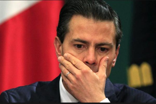 Peña Nieto cumple años y su novia Tania Ruiz no lo felicita