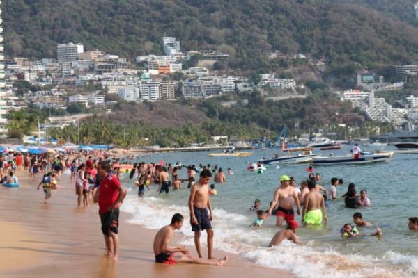 Ocupación en Acapulco. Foto: Especial