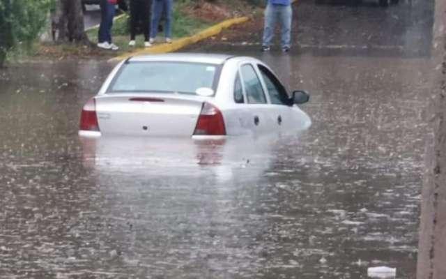 Oaxaca bajo el agua: Foto: Especial