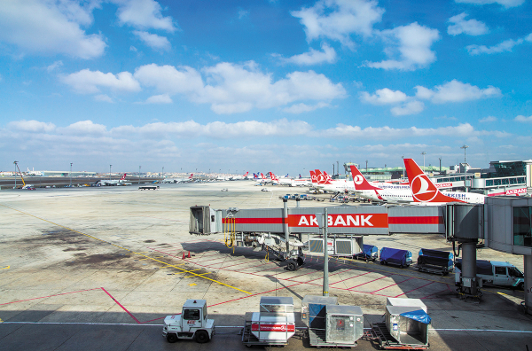LLEGA EN UN MES. ● Turkish Airlines, es propiedad del Estado turco, y el 21 de agosto estará inaugurando la ruta Estambul- México- Cancún. Foto: Especial.