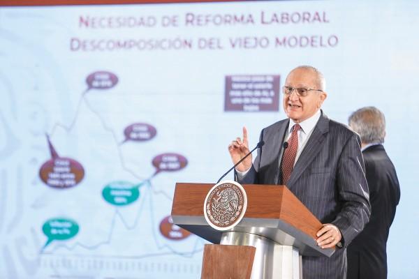 REUNIÓN El subsecretario Jesús Seade calificó de positivo el encuentro con congresistas de Estados Unidos. Foto: Notimex