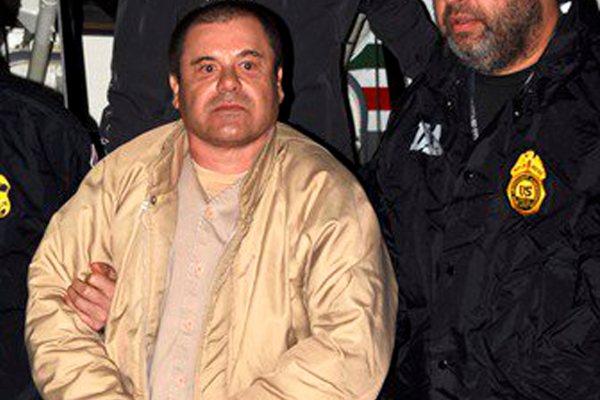 Chapo Guzmán Cadena Perpetua