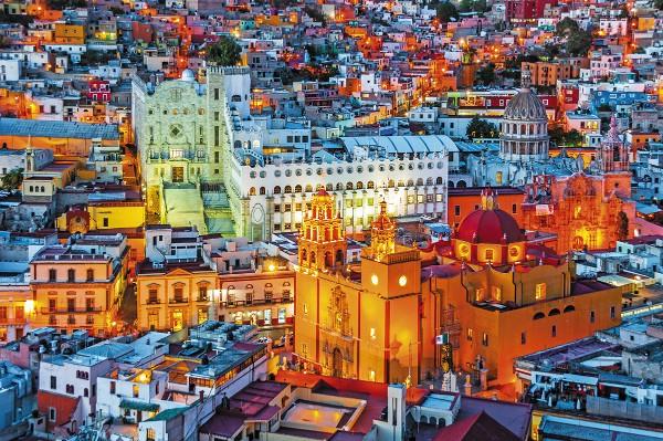 SALEN MENOS. Las ciudades en Guanajuato y Pachuca registran el mayor impacto en visitantes desde la Ciudad de México. Foto: Especial