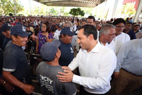 Mauricio Vila Yucatán Gobernadores