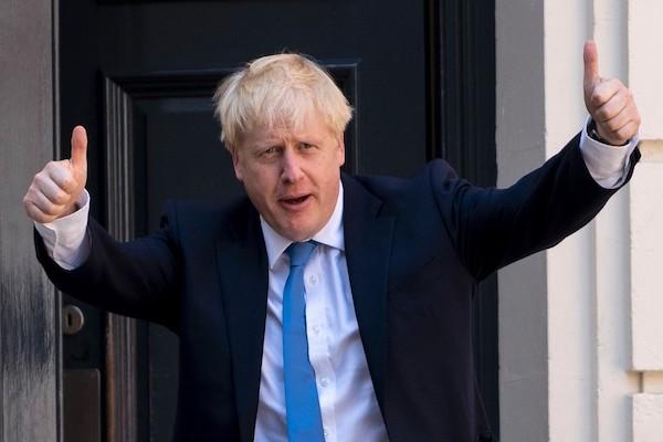 Boris Johnson primer ministro Gran Bretaña conservador Theresa May