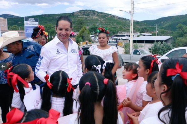 Gobernadores Francisco Domínguez Querétaro