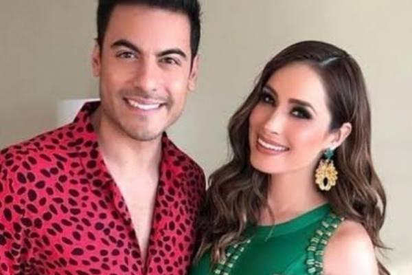 Carlos Rivera asegura que Cynthia Rodríguez es la mujer ideal para ser la madre de sus hijos
