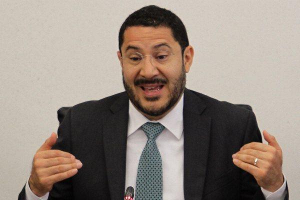 Martí Batres Senado Romero Deschamps