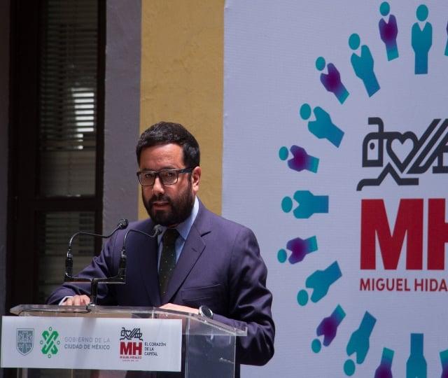 Encuentran toma clandestina en la Alcaldía Miguel Hidalgo