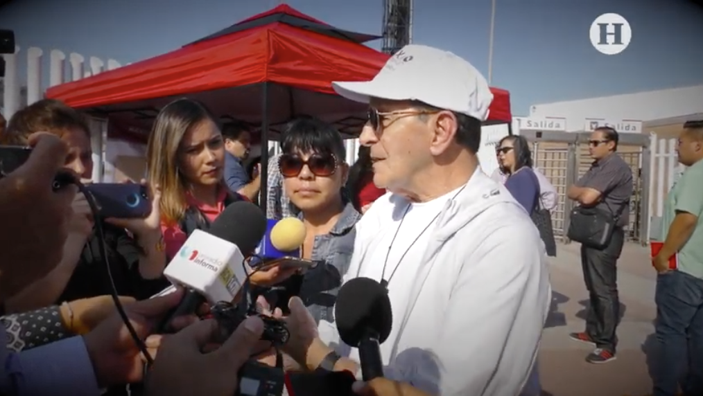 Propone Solalinde, crear comunidad para migrantes centroamericanos