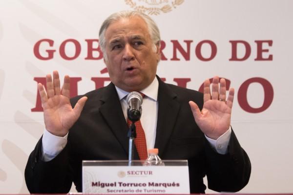 Torruco señala que la revisión de dumping es responsabilidad de la SE