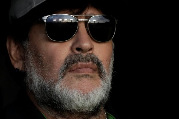 Diego Armando Maradona Salud