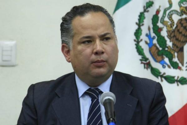 Santiago Nieto confirmó la solicitud para congelar cuentas de Rosario Robles. Foto: Especial.