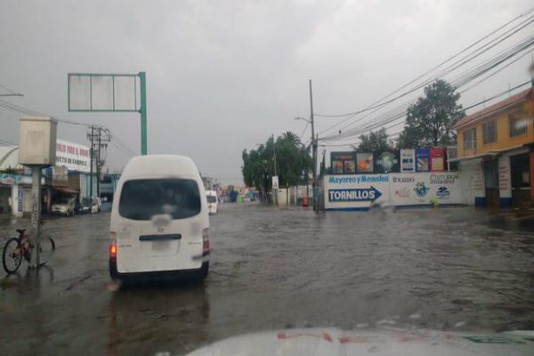 Cabe señalar que durante la suspensión sólo había servicio de la estación Ciudad Azteca a Central de Abasto. Foto: Especial.