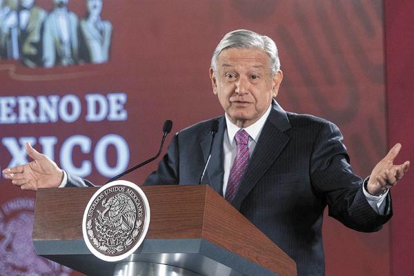 El presidente López Obrador puso algunas reglas a la inversión. Foto: Cuartoscuro.