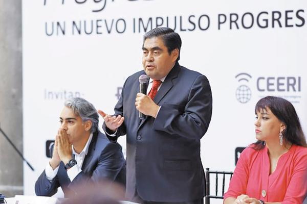 Anticipa Barbosa firmeza en la lucha contra este flagelo en su gobierno,