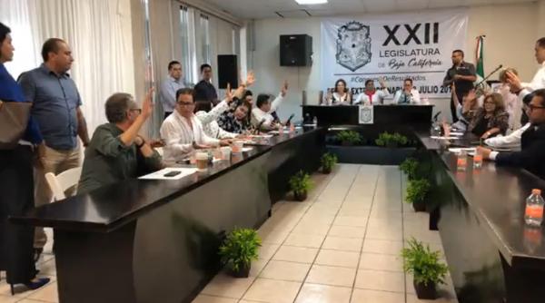 ampliación de mandato, Baja California, congreso, Emilio Lozoya, Noticiero Capitalino