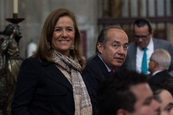 Margarita Zavala Felipe Calderón