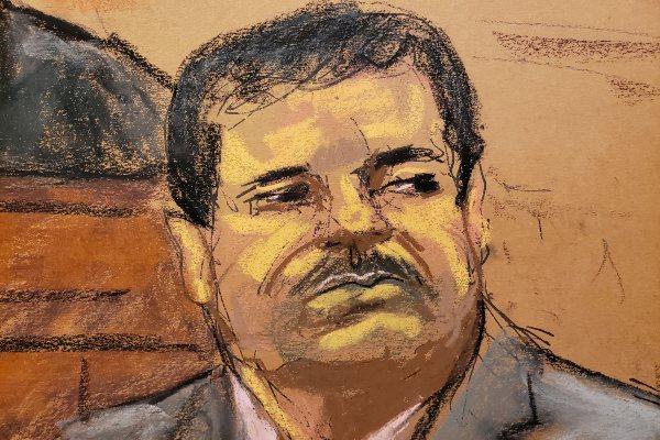 Chapo Guzmán Estados Unidos