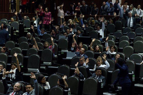Cámara de Diputados Ley Nacional de Extinción de Dominio Pleno