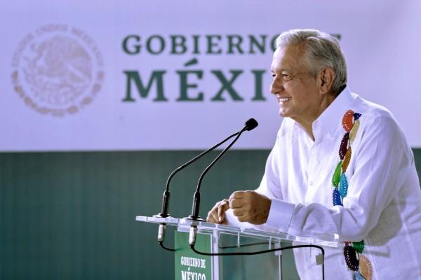 AMLO anuncia que la deuda del aeropuerto de texcoco ya fue liquidada
