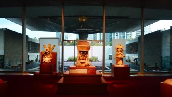 CIERRE. La sala de temporales de Antropología permanecerá cerrada hasta noviembre. Foto: Cortesía.