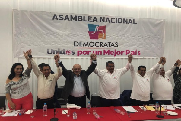 Ven viable nuevo partido politico