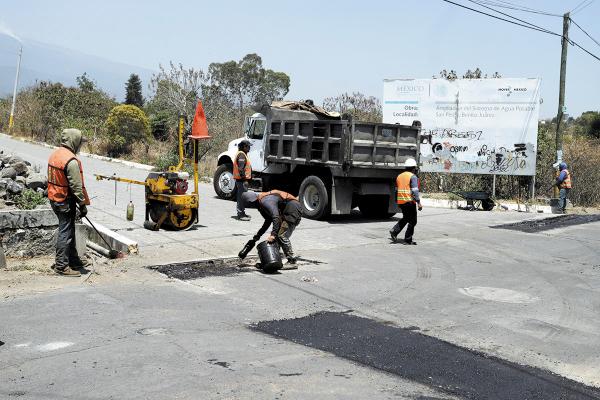 LOGRO. Se han restaurado las rutas de evacuación del Popo. Foto: ENFOQUE.