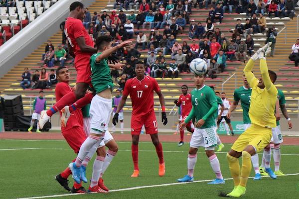 Resultado México-vs-Panama-Panamericanos-Lima-2019