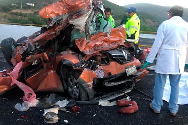 Carambola_accidente_San_Luis_Potosí