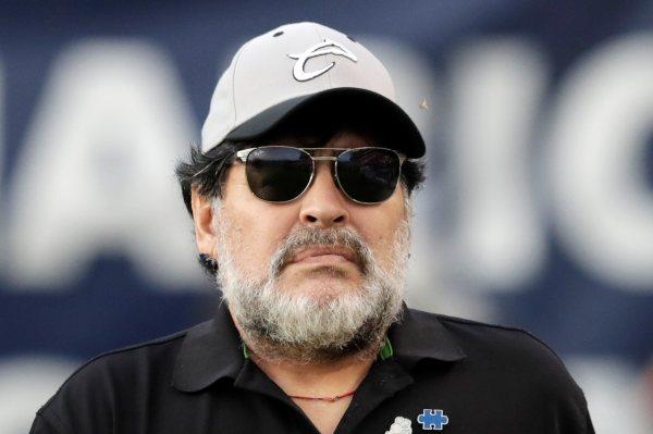 Maradona Argentina Futbol