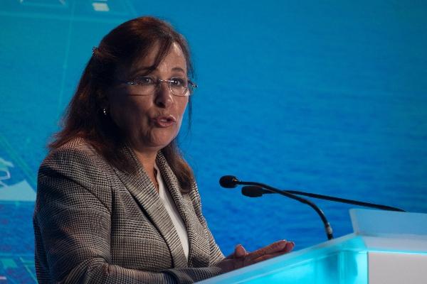 Rocío Nahle, secretaria de Energía FOTO: GRACIELA LÓPEZ /CUARTOSCURO.COM
