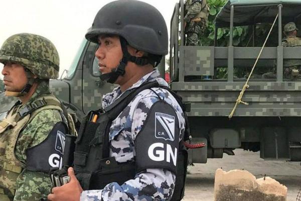 La Guardia Nacional tendrá presencia en la zona del Ajusco, en la alcaldía Tlapan. Foto: Especial