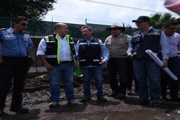 Inversión en muros de contención en Jalisco