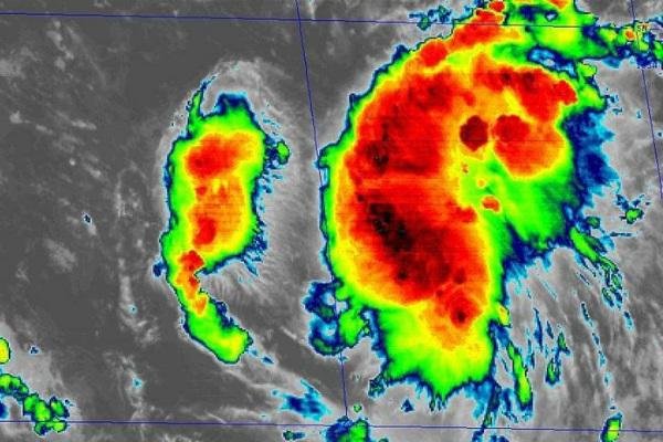 Cabe señalar que debido a la lejanía de tierras mexicanas, el SMN no emitirá más reportes sobre este ciclón. Foto: Especial.