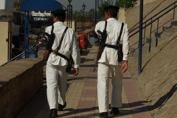 Muchos de los internos en huelga en la prisión de máxima seguridad de Egipto, Al Aqrab fueron detenidos