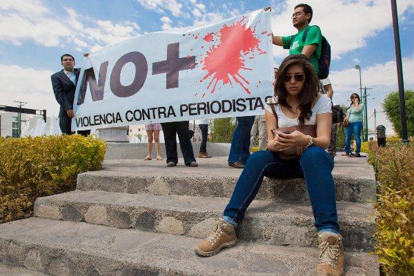 AMLO Prensa Violencia