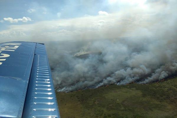 Incendio-Sian-Kan-Quintana-Roo