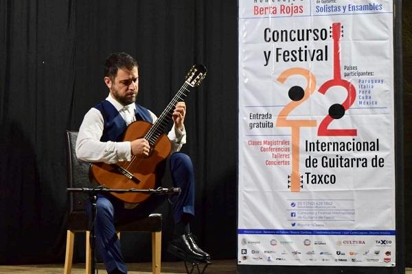 Los concursos de guitarra en las categorías de solistas y ensambles se han convertido en una importante plataforma de proyección de jóvenes artistas. Foto: Especial