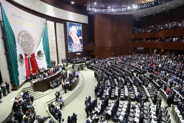 El pleno conoció que 17 Congresos estatales aprobaron la reforma. Foto: Especial.