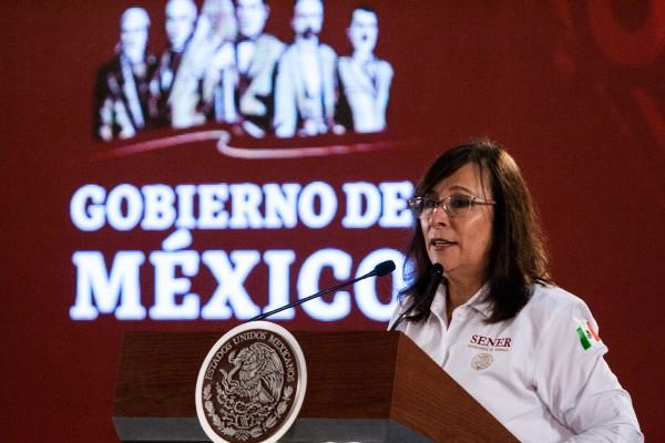 Rocío Nahle, titular de la Secretaría de Energía. Foto: Cuartoscuro