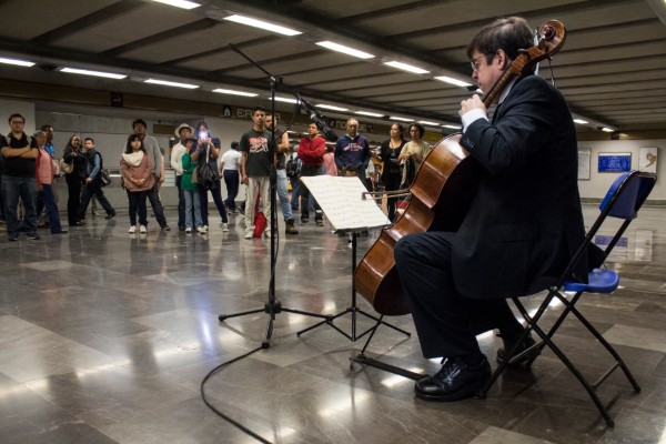 Cartelera cultural 1 de agosto en el Metro