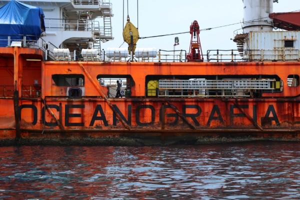 Acreedores de Oceanografía deben presentarse