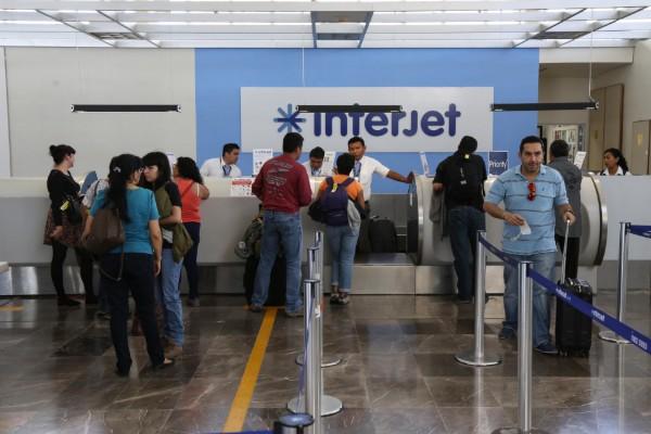 Interjet compensará a clientes afectados