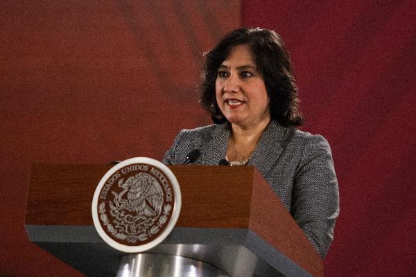 Irma Eréndira Sandoval, Función Pública, corrupción, denuncia, El Dedo en la Llaga