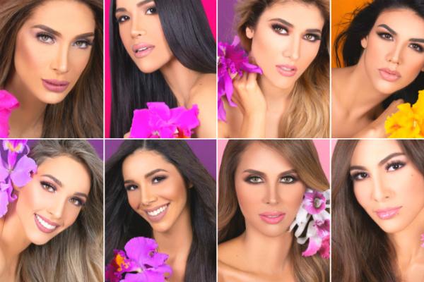 24 candidatas buscan ganar el certamen de belleza. Foto: Especial.